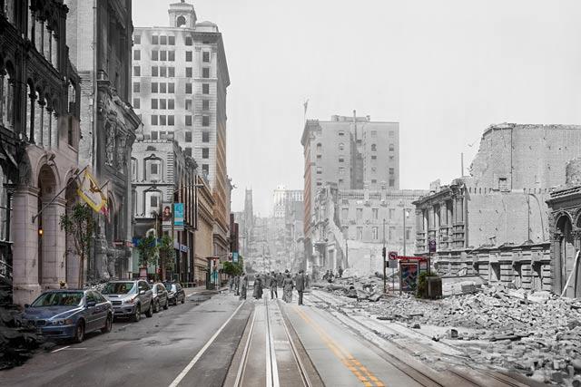 San Francisco 1906 Earthquake Composite 9