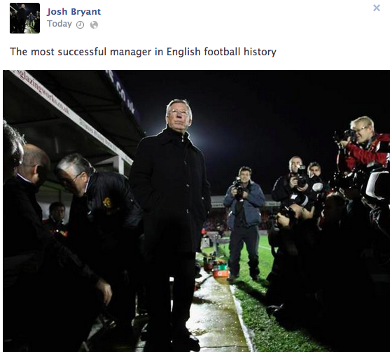 Sir Alex Ferguson Retirement 22