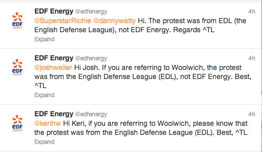 EDF/EDL Twitter MIxup