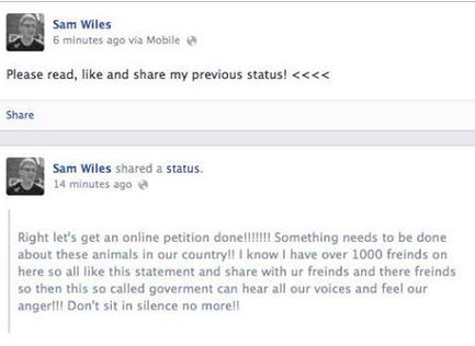 Woolwich Facebook Reaction 17