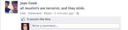 Woolwich Facebook Reaction 13