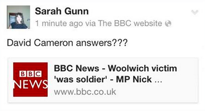 Woolwich Facebook Reaction 10