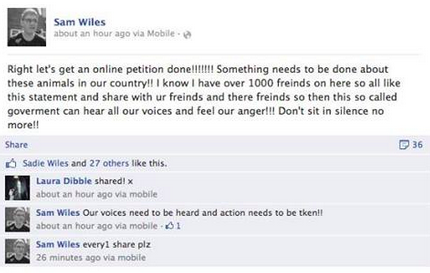 Woolwich Facebook Reaction 8