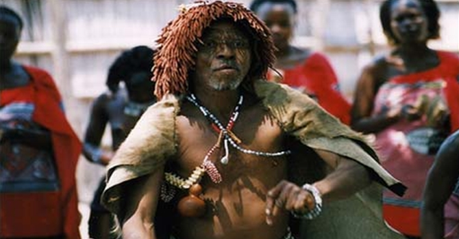 Swaziland- Witchdoctor