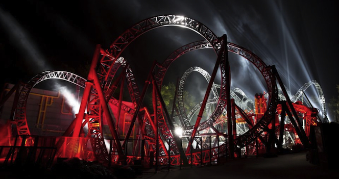 The Smiler Featured