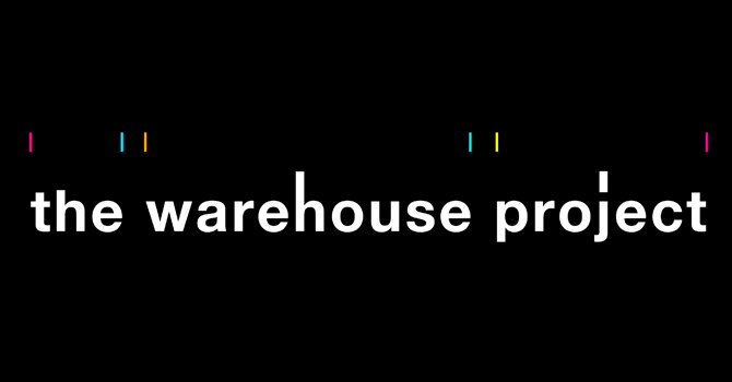 The Warehouse Project Logo