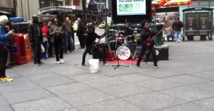 Brutal Breakdown: Badass 11 Year Old Kids Showing How To Be Metal In NYC