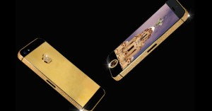 This Is The World's Most Expensive Mobile Phone – It Cost's $15 Million And Has A Black Diamond As The Home Button