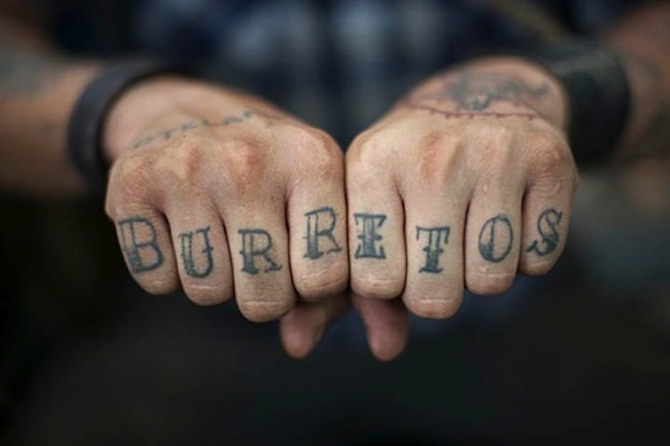 BURRITO TATTOO
