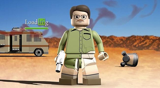 LEGO Breaking Bad Video Game