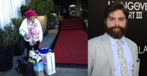 Zach Galifianakis Is A Really, Really, Really Nice Guy – You Should All Take A Leaf Out Of His Book