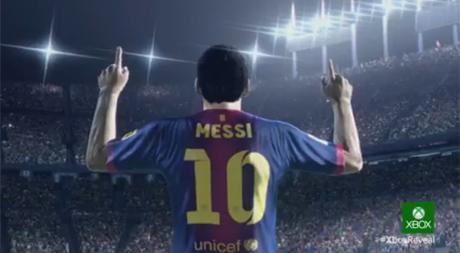 Messi, Fifa 14
