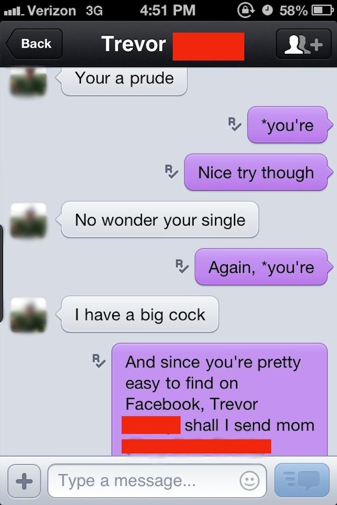 Sexting porn