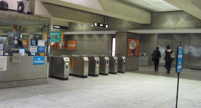 BART Subway