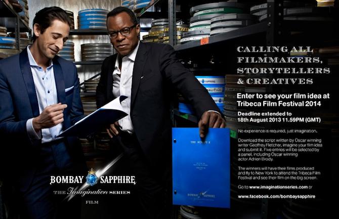 Bombay Sapphire DeadlineBombay Sapphire Deadline