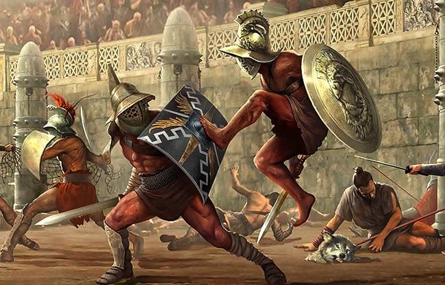 Gaming Gladiator