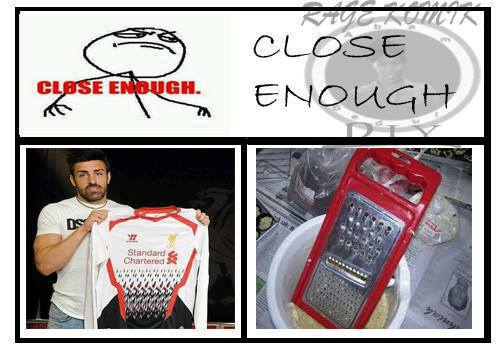 Liverpool Away Strip Meme 2