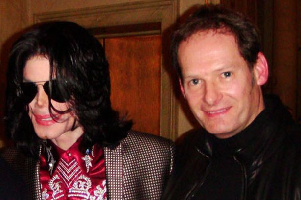 Mark Lester Michael Jackson