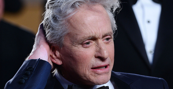 Michael Douglas Oral Sex