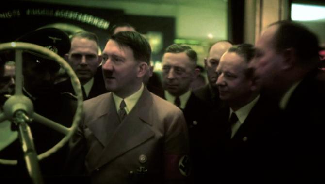 Hitler Colour