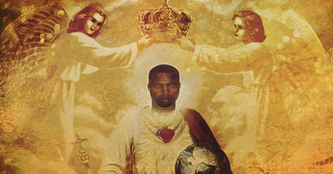 kanye west is jesus