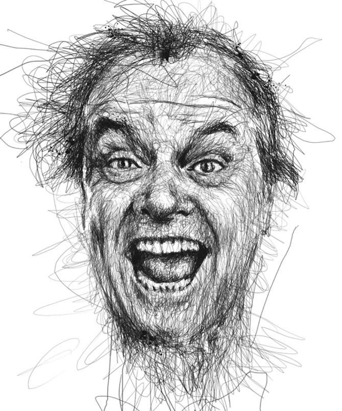 Vince Low Jack Nicholson