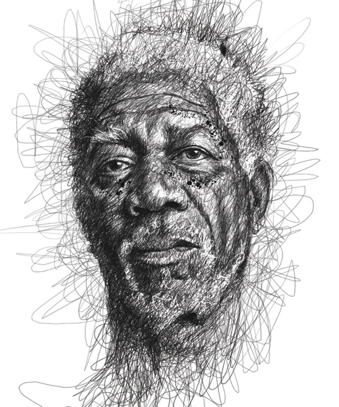 Vince Low Morgan Freeman