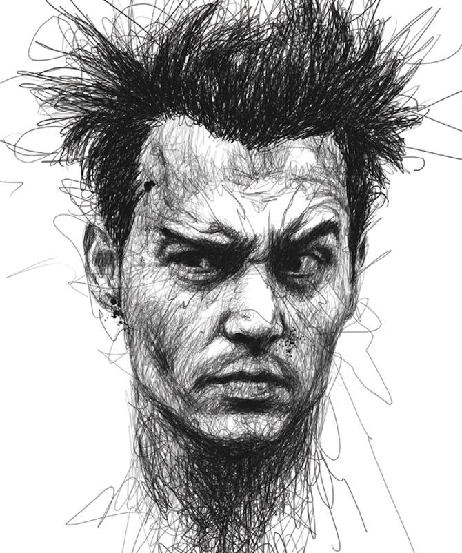 Vince Low Johnny Depp