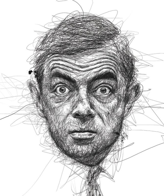 Vince Low Rowan Atkinson