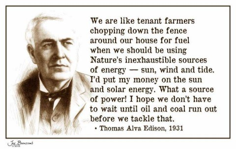 Edison Inventor - Amazing Quote