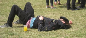 Festival Passed Out