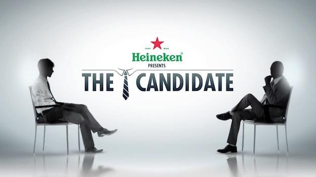 Heineken The Candidate 1