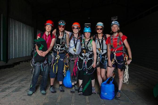 Iceclimb Women