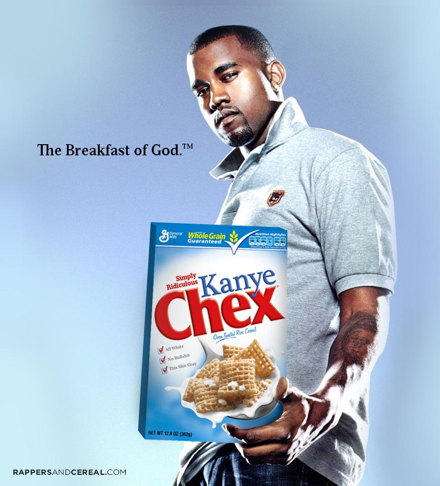 Kanye Cereal