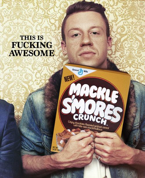 Macklemore Cereal