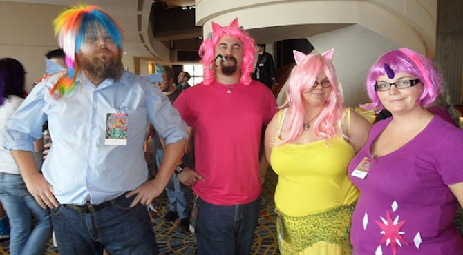 My Little Pony Convention