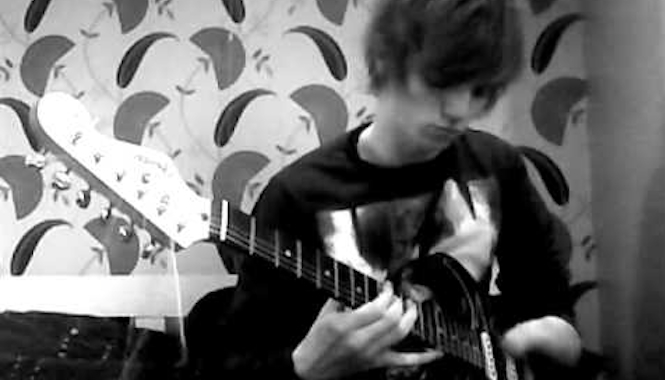 One Handed Guitarist