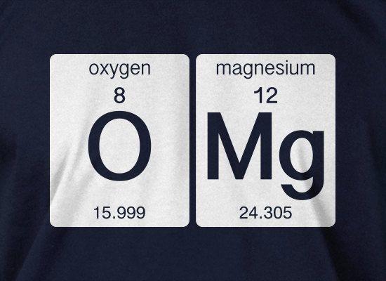 Oxygen Magnesium