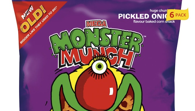 Pickled Onion Monster Munch