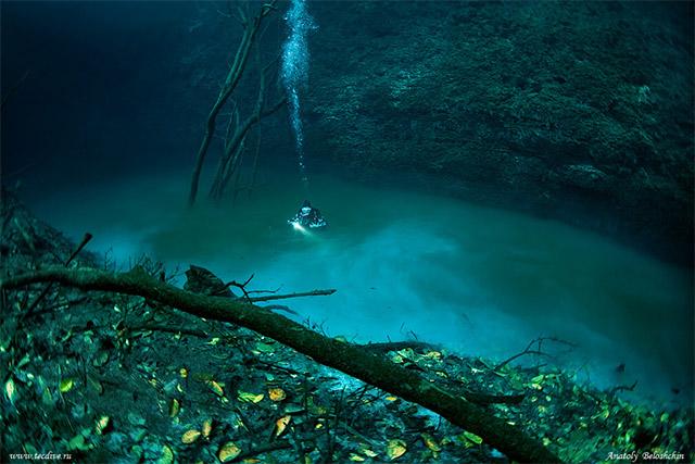 Underwater River 1