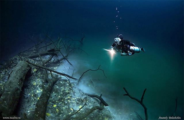 Underwater River 2