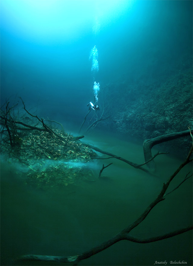 Underwater River 3