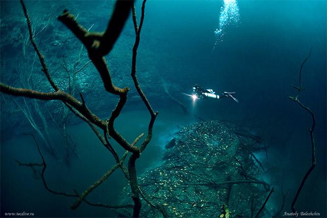 Underwater River 4