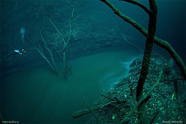 Underwater River 5