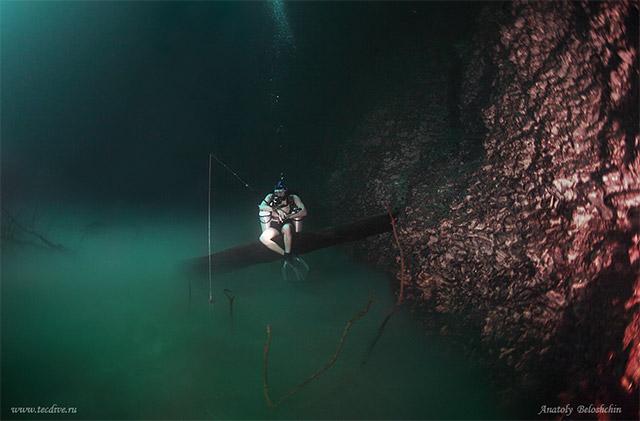 Underwater River 6