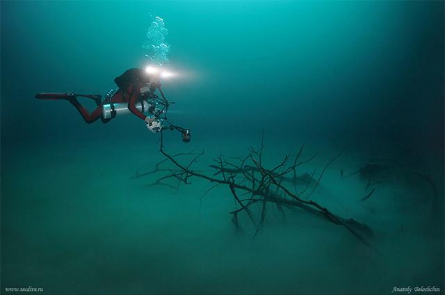 Underwater River 7