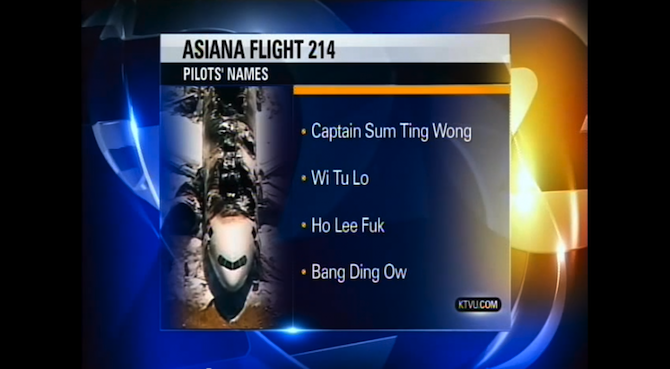 ASIANA NAMES