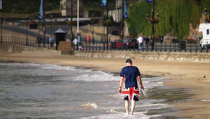 british tourist