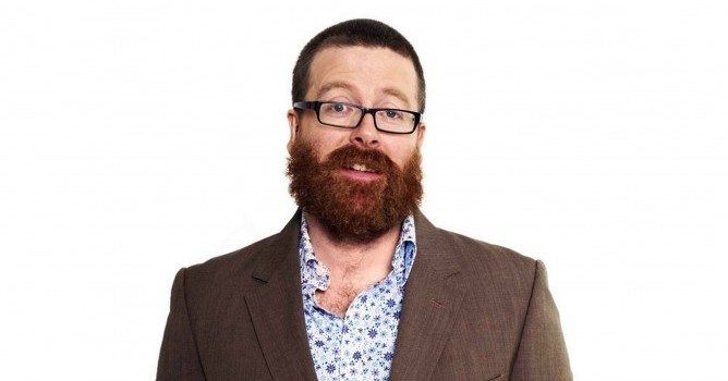 frankie boyle goe on hunger strike