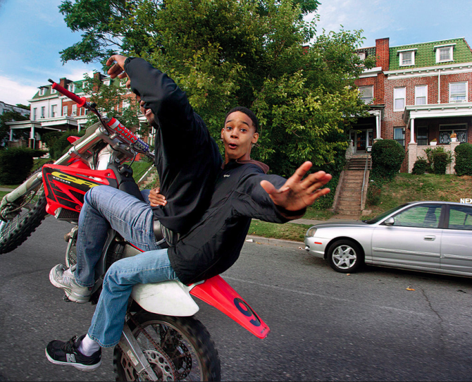 Baltimore Dirt Bikers 3